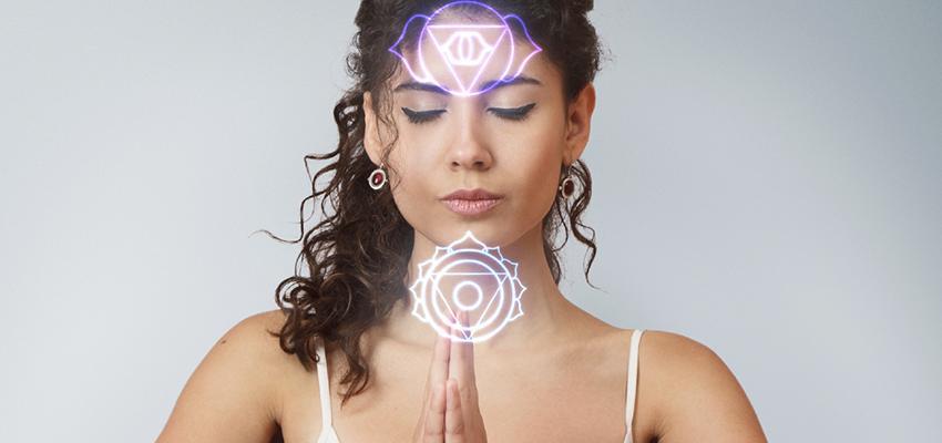 Aprende sobre el funcionamiento de los chakras
