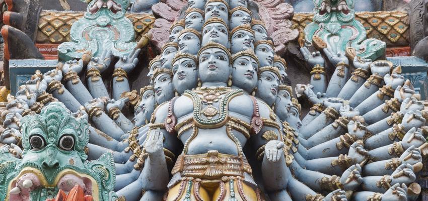 Ganesh Chaturthi. Conoce la fiesta del dios con cabeza de elefante.