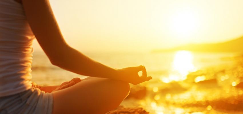 Trataka, la antigua técnica de meditación y salud ocular