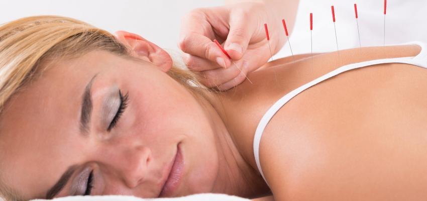 Meridianos de acupuntura, los puntos donde brota la energía corporal