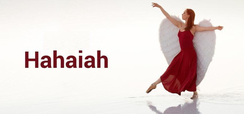 Hariel: el Ángel de la esperanza y de la renovación