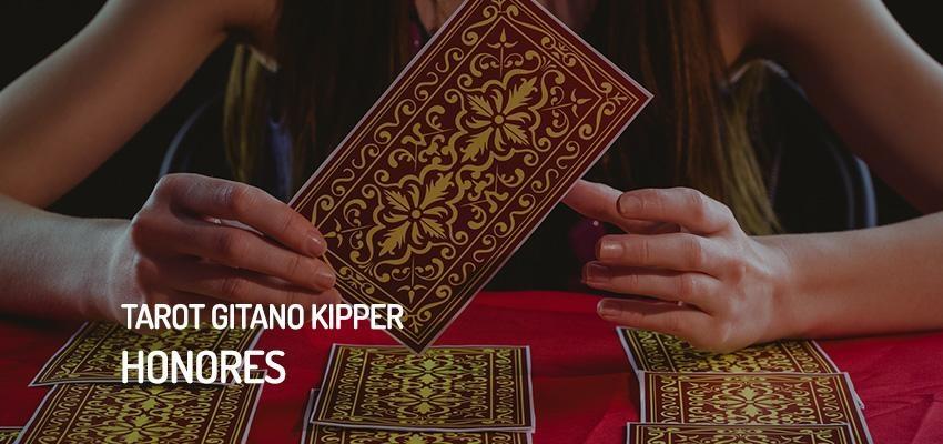 Honores del Tarot Gitano Kipper