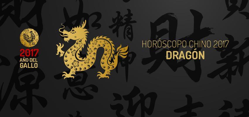 Horóscopo Chino 2017: Dragón