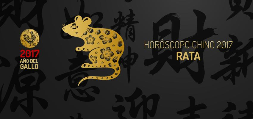 Horóscopo Chino 2017: Rata