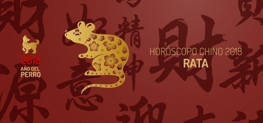 Horóscopo Chino 2018: Rata