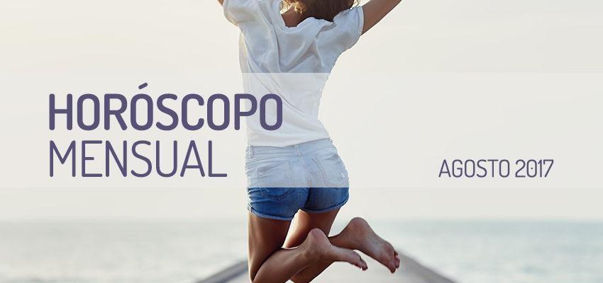 Horóscopo Mensual Agosto