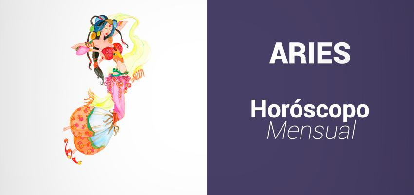 Horóscopo Mensual - Aries