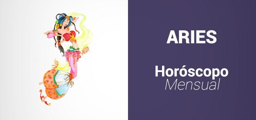 Horóscopo Mensual Septiembre 2017 para Aries