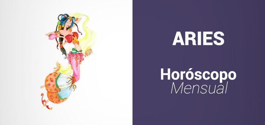 Horóscopo Mensual Diciembre 2017 para Aries