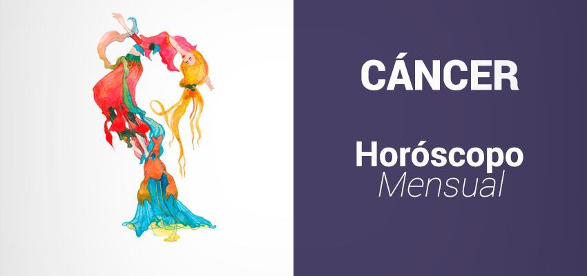Horóscopo Mensual - Cáncer
