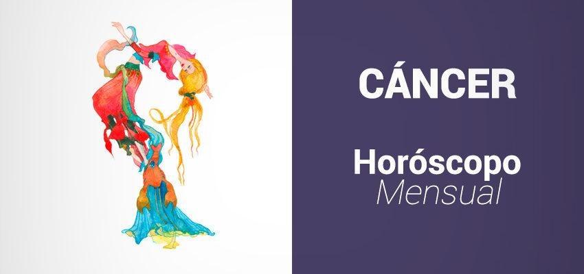 Horóscopo Mensual Noviembre 2017 para Cáncer