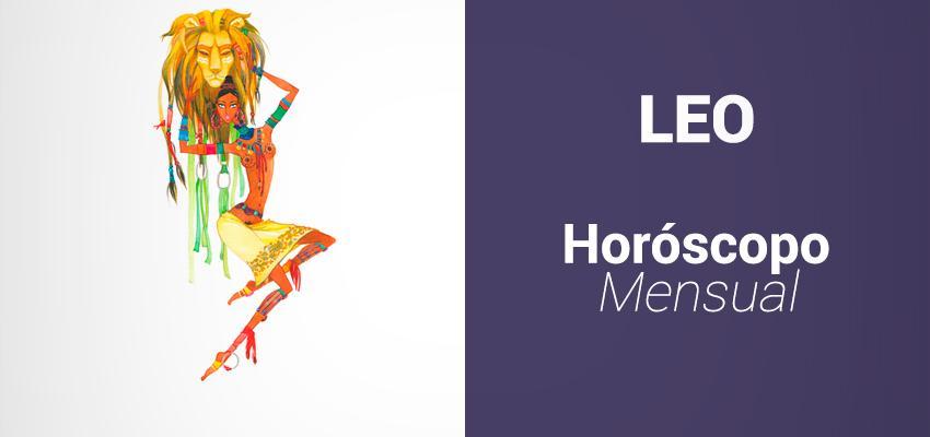 Horóscopo Mensual para Leo