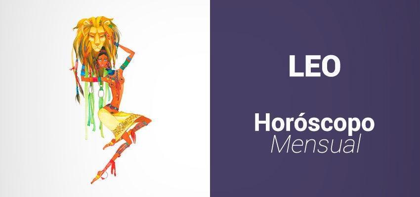 Horóscopo Mensual Diciembre 2017 para Leo