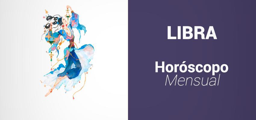 Horóscopo Mensual para Libra