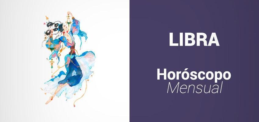 Horóscopo Mensual Noviembre 2017 para Libra