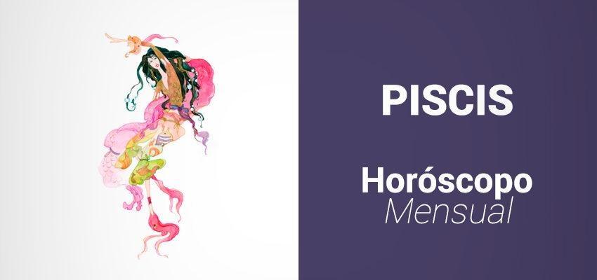 Horóscopo Mensual Septiembre 2017 para Piscis