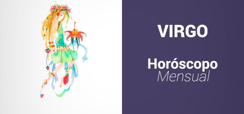 Horóscopo Mensual para Virgo