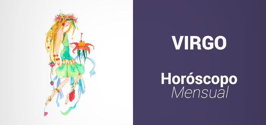 Horóscopo Mensual Diciembre 2017 para Virgo