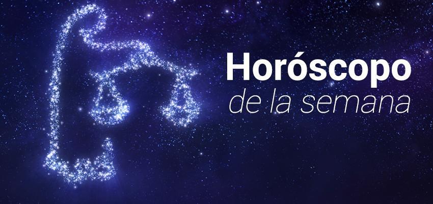Horóscopo semanal de Libra para la semana del 23 hasta 29 Abril