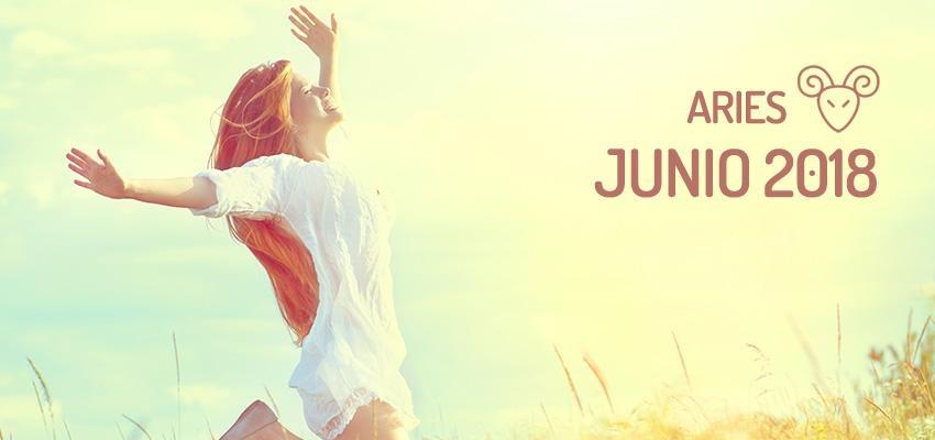 Horóscopo de Aries para Junio 2018