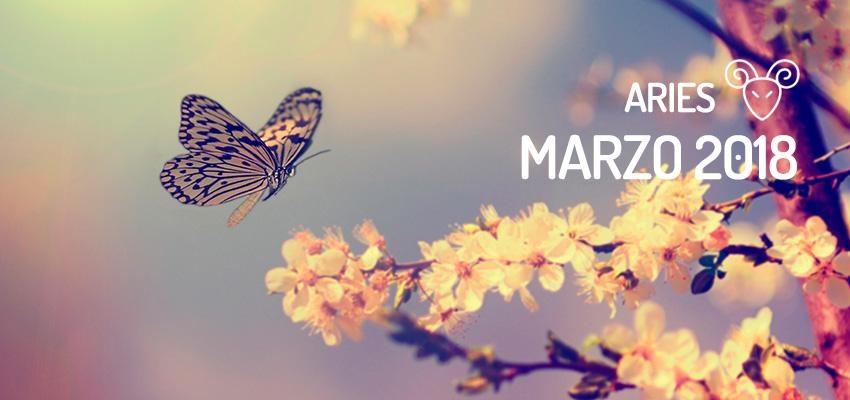 Horóscopo de Aries para Marzo 2018