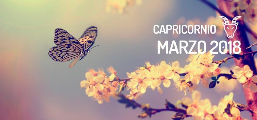 Horóscopo de Capricornio para Marzo 2018