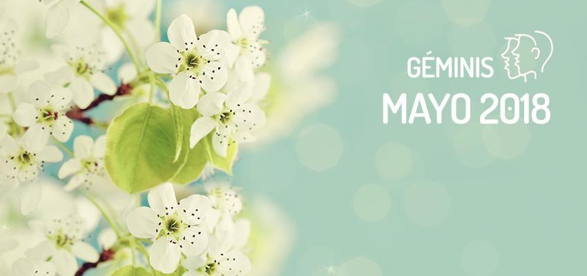 Horóscopo de Géminis para Mayo 2018