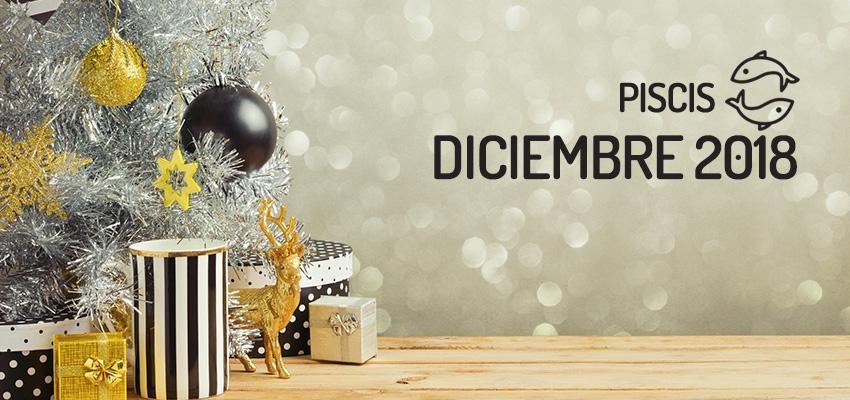 Horóscopo de Piscis para Diciembre 2018