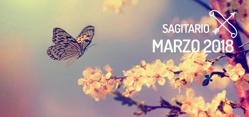 Horóscopo de Sagitario para Marzo 2018