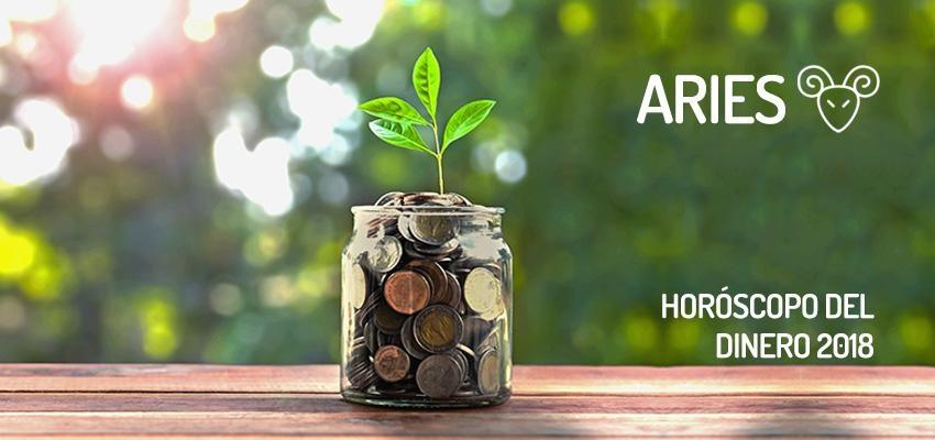 Horóscopo del dinero 2018 para Aries, ¡Conócelo!
