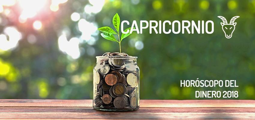 Horóscopo del dinero 2018 para Capricornio: Descubre más en este post