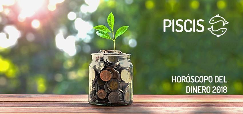 Horóscopo del dinero 2018 para Piscis, ¡Conócelo!