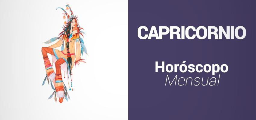 Horóscopo Mensual Septiembre 2017 para Capricornio