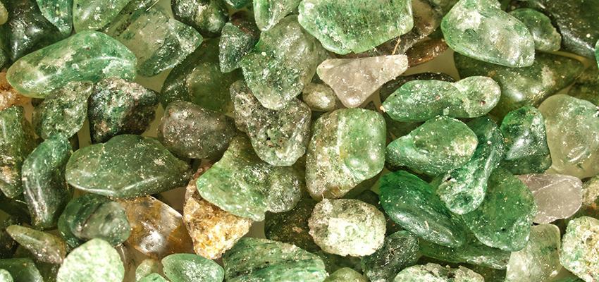 Jade: un valioso cristal