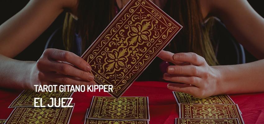 El juez del Tarot Gitano Kipper
