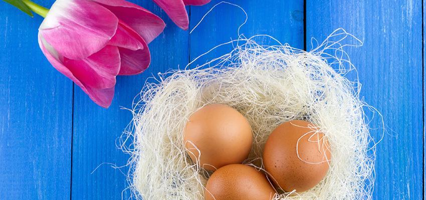 Limpiar con huevo todo lo malo