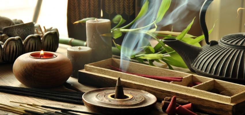 Incienso de mirra: Limpia las energías del hogar con él