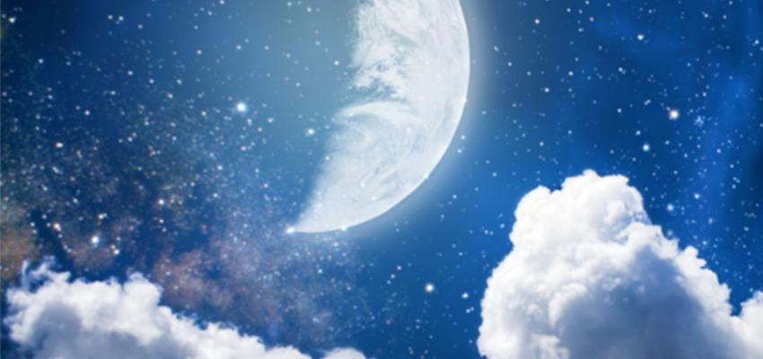 El poder de la luna creciente