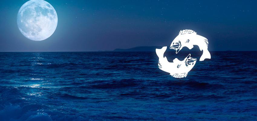 La Luna en Piscis