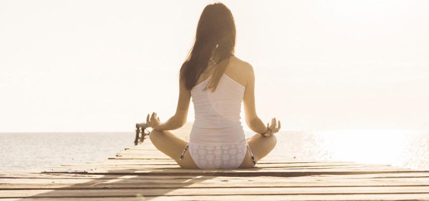 Deje llevar su mente con la meditación guiada