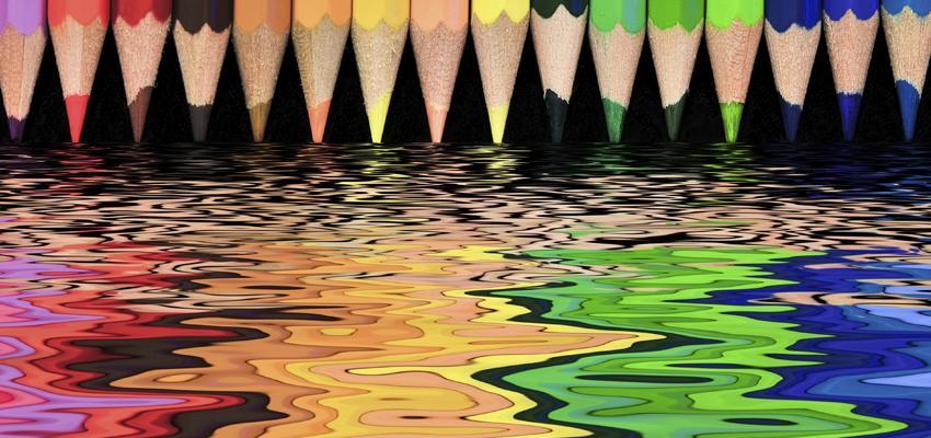 Escoja los mejores colores para atraer el dinero