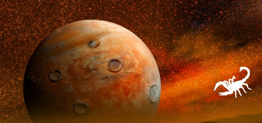 Mercurio en Escorpio. Predicciones y la influencia para cada signo
