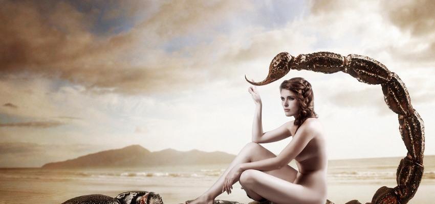 Descubre cuales son las caracter la mujer Escorpión