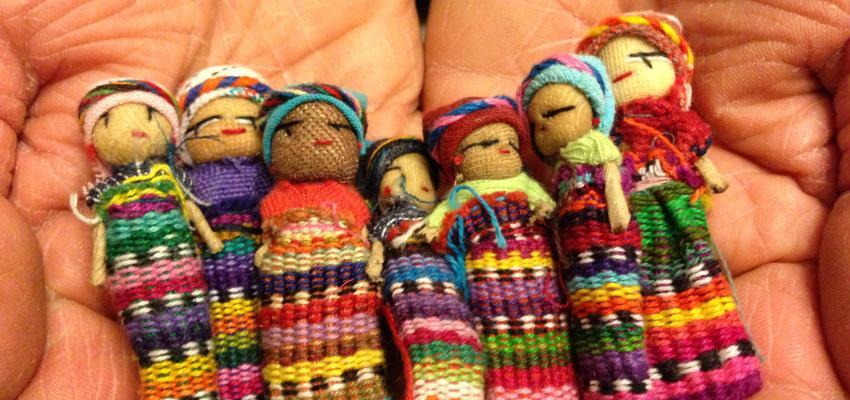 Muñecas quitapenas. Conoce los poderes de este amuleto