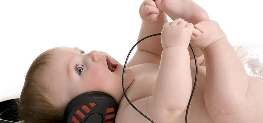 Musicoterapia para bebés, el bienestar físico, cognitivo y espiritual