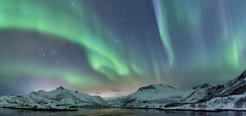 ¿La aurora boreal podría ser un fenómeno espiritual?