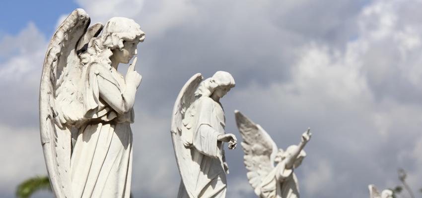 Los nueve coros en los ángeles