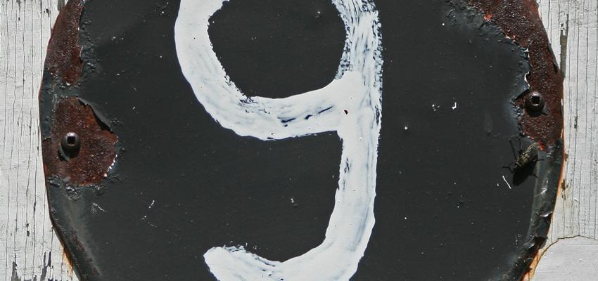 Numerologia: el número nueve