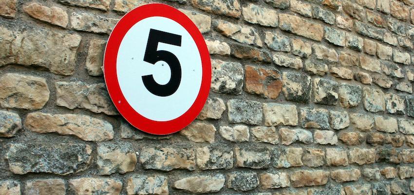 Número cinco. Todo lo que dice la Numerología