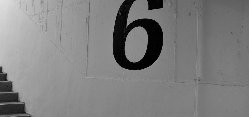 Número seis. Todo lo que dice la Numerología